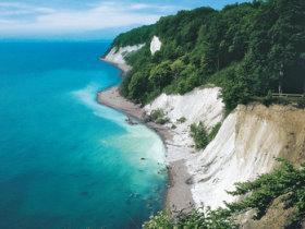 Bild: Kreidefelsen Insel Rügen