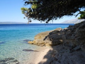 Bild: Kroatien Küste Sommerurlaub