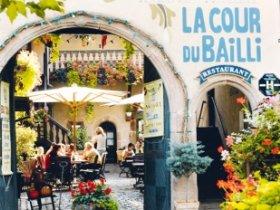 Bild: Das Hotel Residence *** La Cour du Bailli Außenansicht