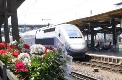 Freiburgs Schnellster Zug Unser Tgv Nach Paris Gleisnost