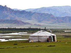 Bahnerlebnis im Zarengold + Mongolei
