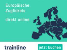 Züge europaweit online selbst buchen