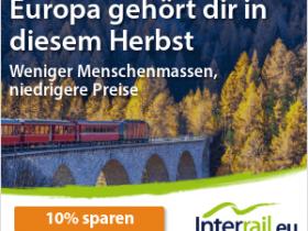 Interrail Pässe – Buchungsmöglichkeiten