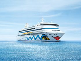 Weltreise mit AIDA – auf Kreuzfahrt einmal um die Welt