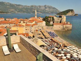 Badeurlaub in Montenegro