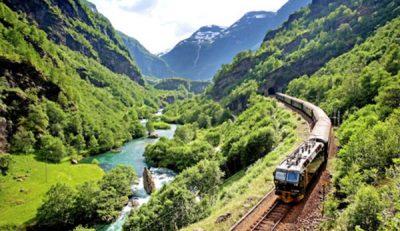 Flaambahn Foto: Orientbahnreisen