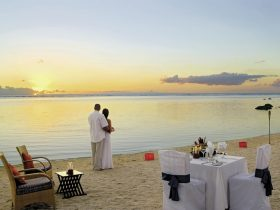 Honeymoon auf Mauritius