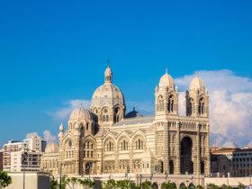 Cathédrale de la Major in Marseille