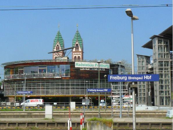 Bild: Radstation Freiburg