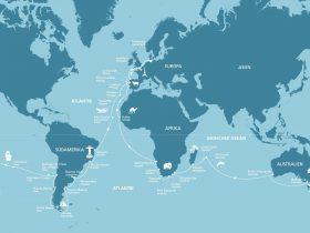 Teil III – AIDA Weltreise – von Mauritius nach Hamburg