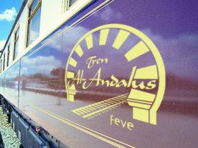 Bild: Luxuszug El Tren Al Andalus aussen
