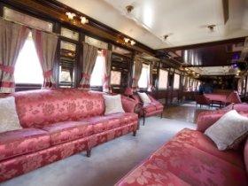 Bild: Salonwagen El Tren Al Andalus