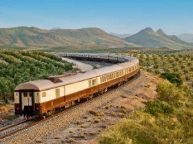 """Palast auf Schienen –  Andalusien im Luxuszug """"El Tren Al Andalus"""""""