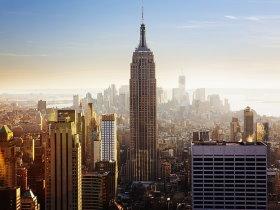 Bild: New York Empire State Building