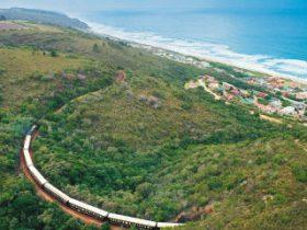 Rovos Rail – im Luxuszug durch Afrika