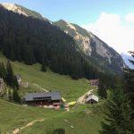 Wandern in den Allgäuer Alpen.