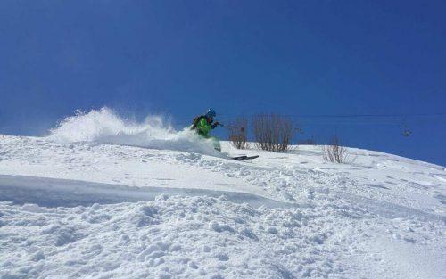 winter-skifahren