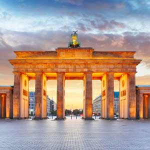 11Berlin. Brandenburger Tor