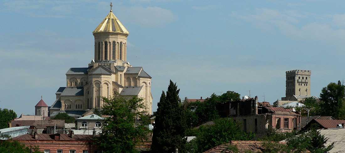 Georgien kirche