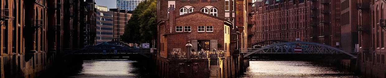 Tag 1 der Hutrigroutentour beginnt in Hamburg