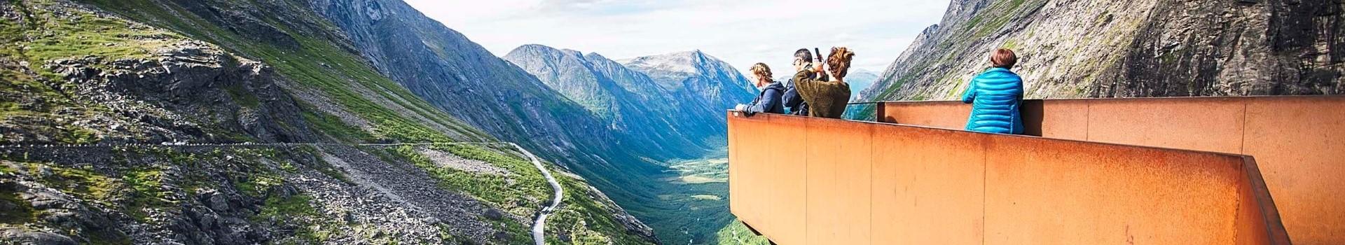 Geirangerfjord Aussicht