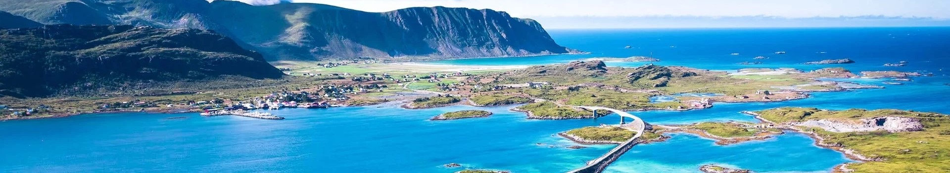 Atlantic Road Norwegen