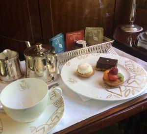 Teatime im Orientexpress