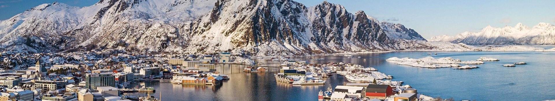 11Fjorde im Schnee