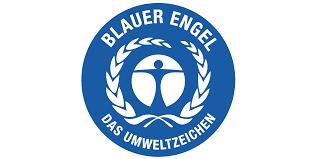 Logo vom Umweltzeichen Blauer Engel
