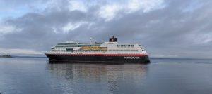Hurtigruten MS MAUDTROLLFJORD