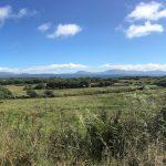 Die grüne Insel Irland - Blick in die Weite.