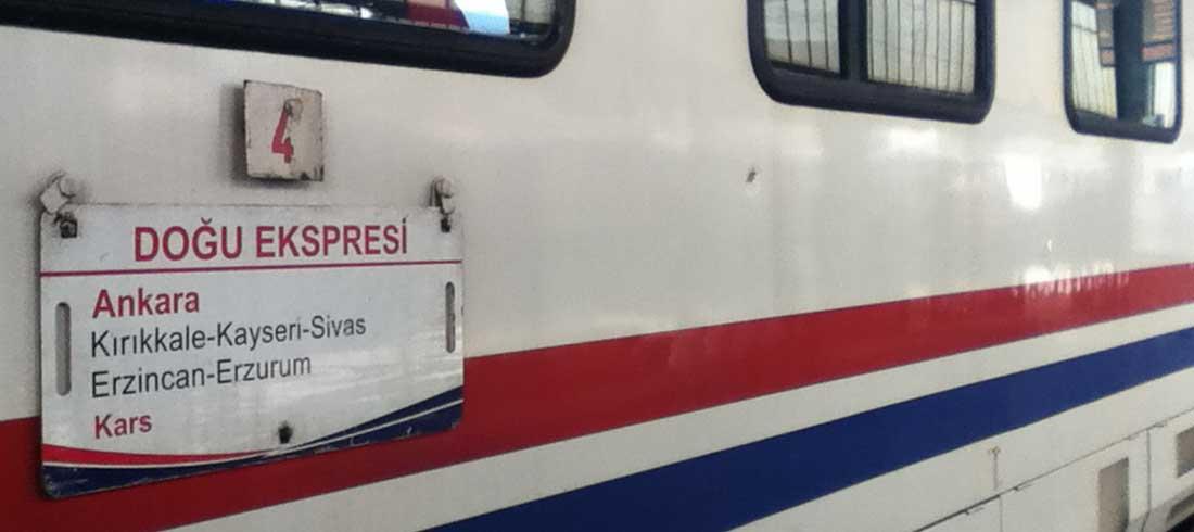 dogu-express-ankara-kars-Zugschild
