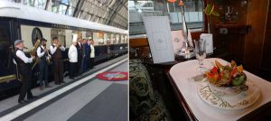 Orientexpress abschied in berlin