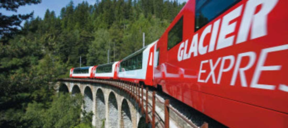 Glacier-Express-Foto von Ameropa Reisen