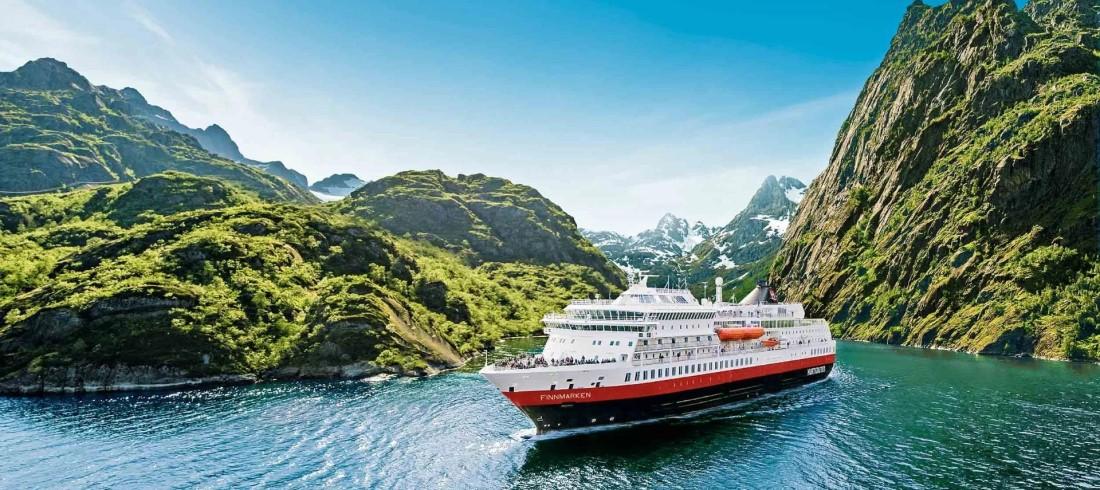 MS Finnmarken Hurtigruten