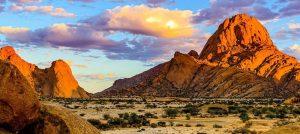 Die Spitzkoppe - das Matterhorn Namibias