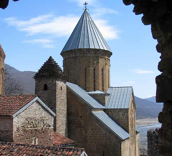 Ananuri-Georgien