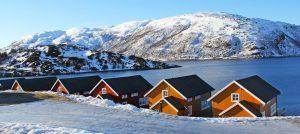 Tromso unterwegs auf Wanderreise