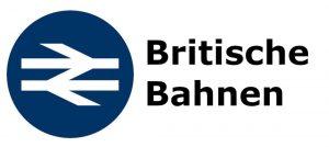 Logo von britischen Bahnen