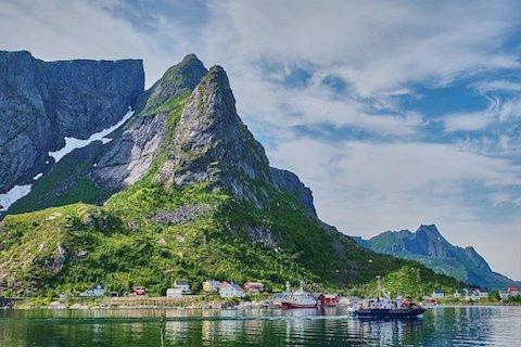 Lofoten das norwegische Wanderparadies - Wanderreise Nordnorwegen
