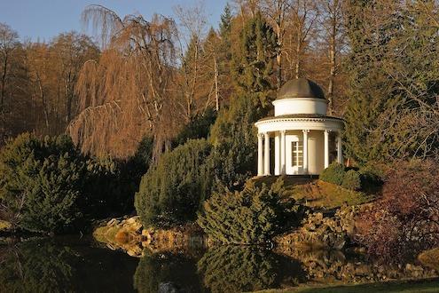 Fontänenteich Kassel