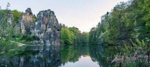 Externsteine im Teuteburger Wald