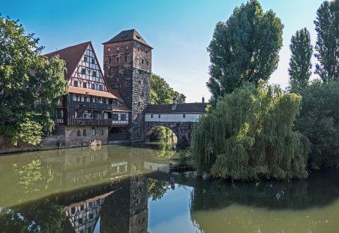 11Wasserturm in Nürnberg