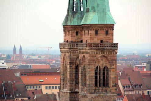 11Über den Dächern von Nürnberg