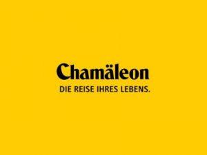 Chamäleon-Reisen-Logo