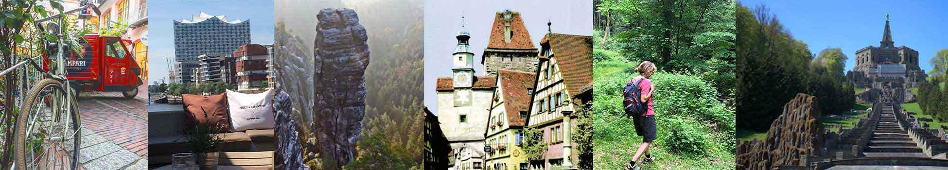 Gleisnost Deutschland Reisetips